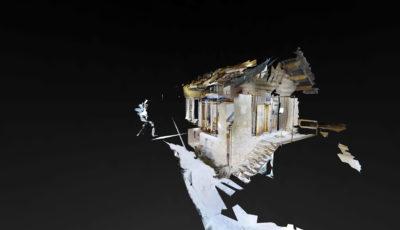 Baita – Borgonovo 3D Model