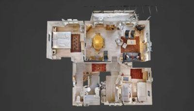 Plattas 16 – St. Moritz 3D Model