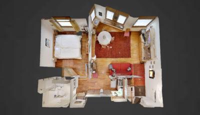 Haus Westend 1 – St. Moritz 3D Model