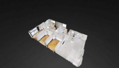 Lichtdurchflutete Attika-Traumwohnung 3D Model