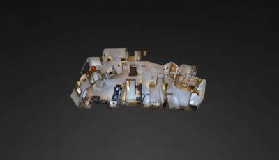Selvas – Sils/Segl Maria 3D Model