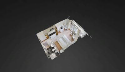 Hotel Tellsplatte 3D Model
