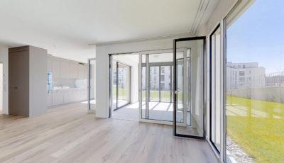 Niederrohrdorf | Ypsilon | 3.5 Zi ETW | Garten 3D Model