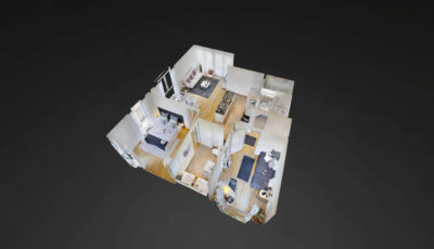 Beinwil Am See – Musterwohnung 3D Model