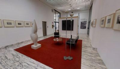 Exhibition | GAM Torino | Dalle bombe al museo | 1942-1959 3D Model