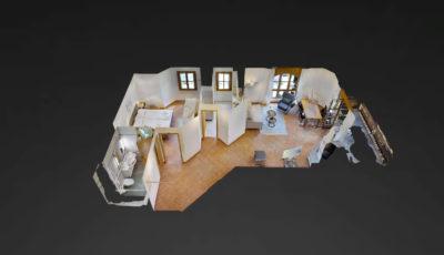 La Planüra 11 – Maloja 3D Model