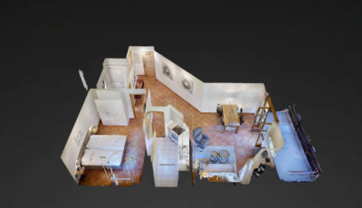 La Planüra 15 – Maloja 3D Model