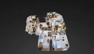 Collina – Celerina/Schlarigna 3D Model