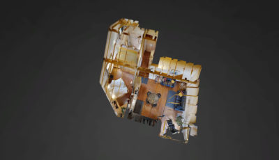 Prüveda A2.1 – Silvaplana 3D Model