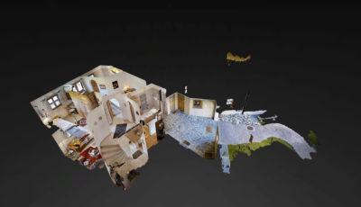 Romana 4 – Silvaplana 3D Model