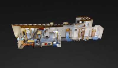Arsa 35 – Silvaplana 3D Model