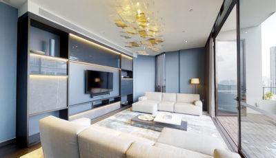 The Crest | Sky Lounge 3D Model