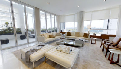 Le Nouvel Ardmore Duplex | Apt. 13-01 3D Model