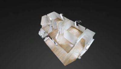 Baukonsortium Heiligkreuz – 9008 St. Gallen – 3.5 Zi-Whg – Apt. 41 3D Model