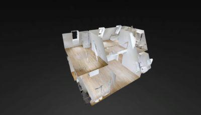 Baukonsortium Heiligkreuz – 9008 St. Gallen – 4.5 Zi-Whg – Apt. 42 3D Model