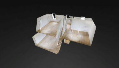 Baukonsortium Heiligkreuz – 9008 St. Gallen – 3.5 Zi-Whg – Apt. 43 3D Model