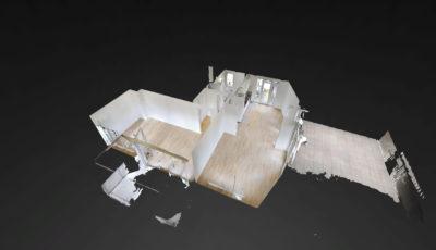 Baukonsortium Heiligkreuz – 9008 St. Gallen – 2.5 Zi-Whg – Apt. 31 3D Model