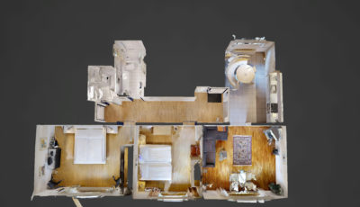 Haus Leibnitzer – St. Moritz 3D Model