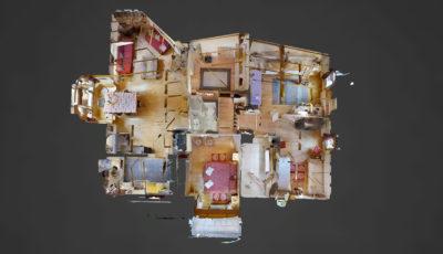 Haus GKB – Silvaplana 3D Model