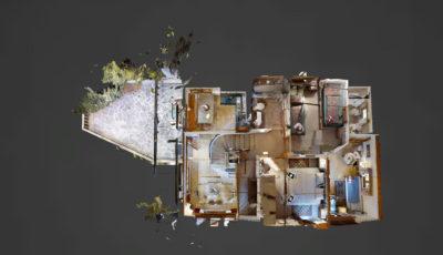 Chesa Erets – Champfèr 3D Model