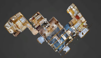 Val Forno – Maloja 3D Model