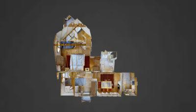 Palüdetta 9 – Silvaplana 3D Model