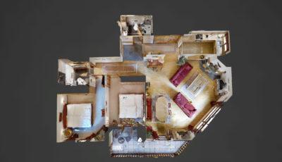 Corvatsch 1/5 – Silvaplana 3D Model