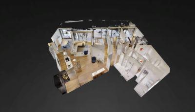 Nizza Paradise Residence | Lugano | App. 0.1 3D Model