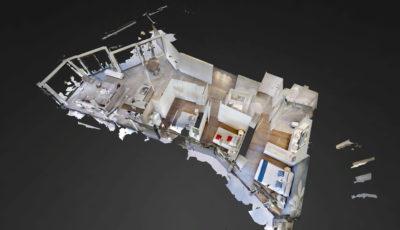 Nizza Paradise Residence | Lugano | App. 0.2 3D Model