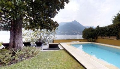 Villa Al Pontile – Lake Como 3D Model