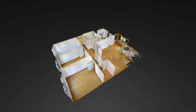 SGPK – 9500 Wil – 4.5 Zi-Whg 3D Model