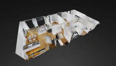 Markstein AG – Gautschi Park – 4.5 Zi-Whg 3D Model