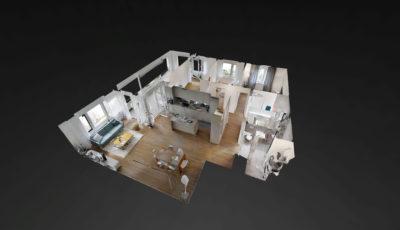 Markstein AG – Romer Park – 4.5 Zi-Whg 3D Model