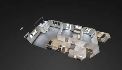 Elgg Florahof 14 – ETW 3D Model