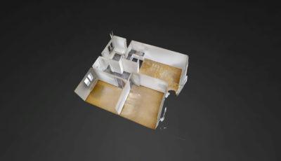 SGPK – Ergetenstrasse 2 – 3 Zi-Whg 3D Model