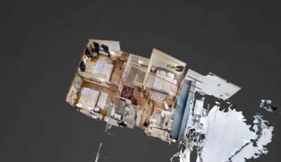 Sur Staziun 10 – Pontresina 3D Model