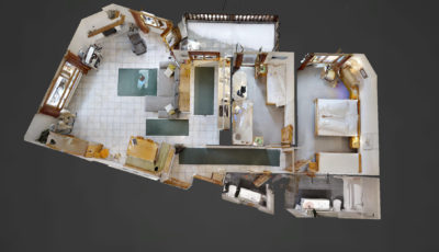Corvatsch 2/23 – Silvaplana 3D Model