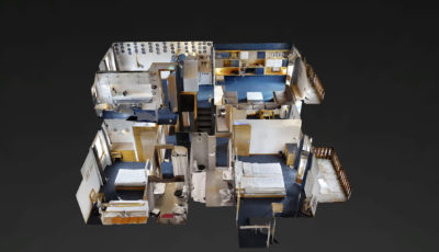 Flurina 9 – Celerina/Schlarigna 3D Model