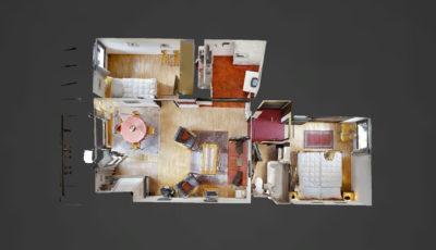 Arpi – Pontresina 3D Model