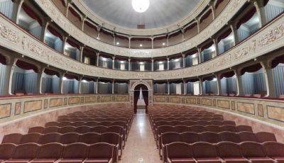 Teatro Sociale Bellinzona 3D Model