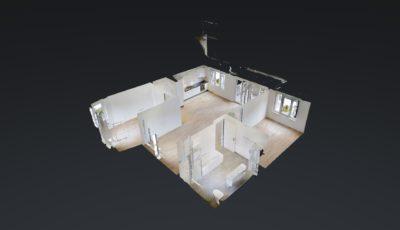 Baukonsortium Heiligkreuz – 9008 St. Gallen – 3.5 Zi-Whg – Apt 32 3D Model