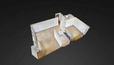 2330 – Bühlstr. 6 – 2 1/2 Zi-Whg 3D Model