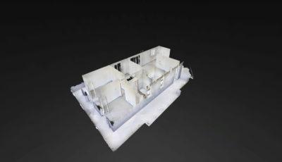 Coldwell Banker – Busto Arsizio – Residenza Le Rose – App. sub. 17 – 4 locali 3D Model