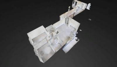 Coldwell Banker – Busto Arsizio – Residenza Le Rose – App. sub. 9 – 3 locali 3D Model