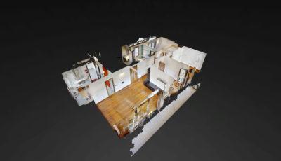 Coldwell Banker – Busto Arsizio – Attico Via Chiesa 3D Model