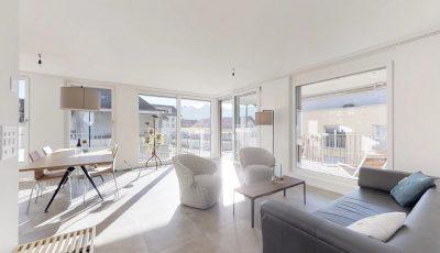 Wohnung 3.5 Zi. Obergeschoss 3D Model
