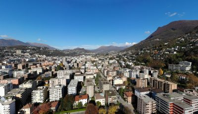 Smart Living Lugano 3D Model