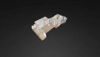 Centralhof – 3.5 ZW B14 im 1. OG (2) 3D Model