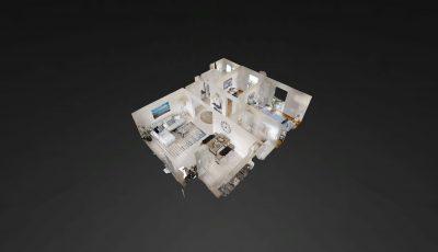Appartamento di 3.5 locali – Cipresso 3D Model