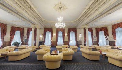 Hotel Reine Victoria – Lobby 3D Model